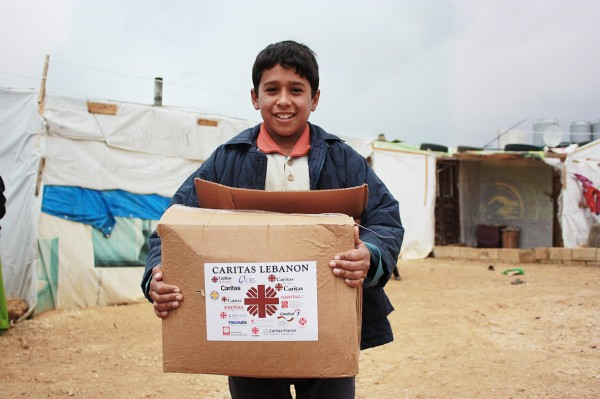 10_Flüchtlingsbub Caritas Libanon KLEIN