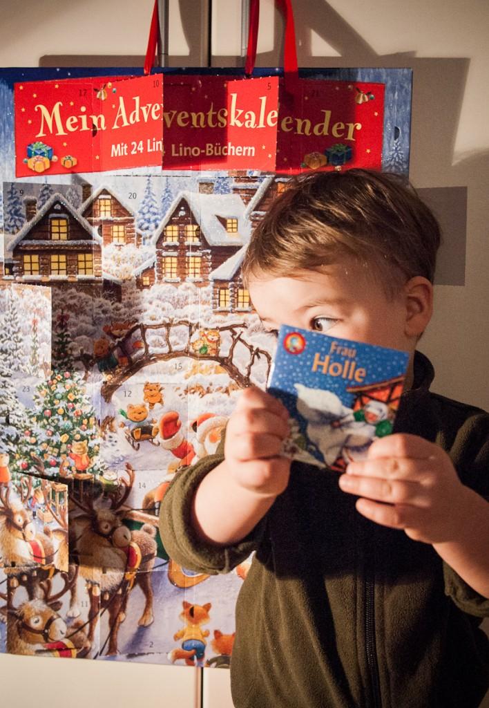 dein, mein, sein Adventkalender