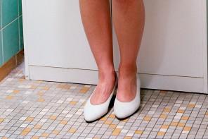 Fotoessay: In Mutters Schuhen