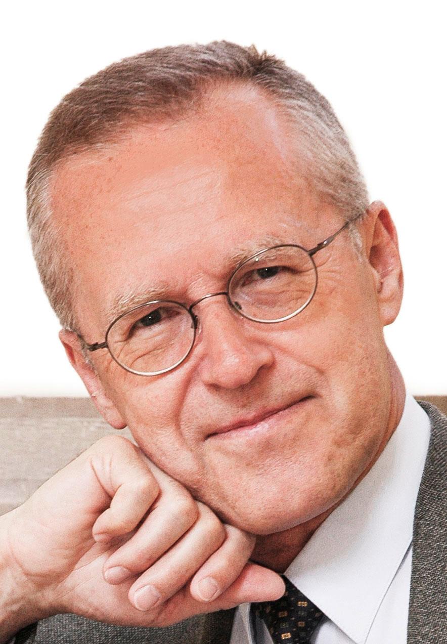 Peter Holzer, Universitätsprofessor für experimentelle Neurogastroenterologie an der Medizinischen Universität Graz.