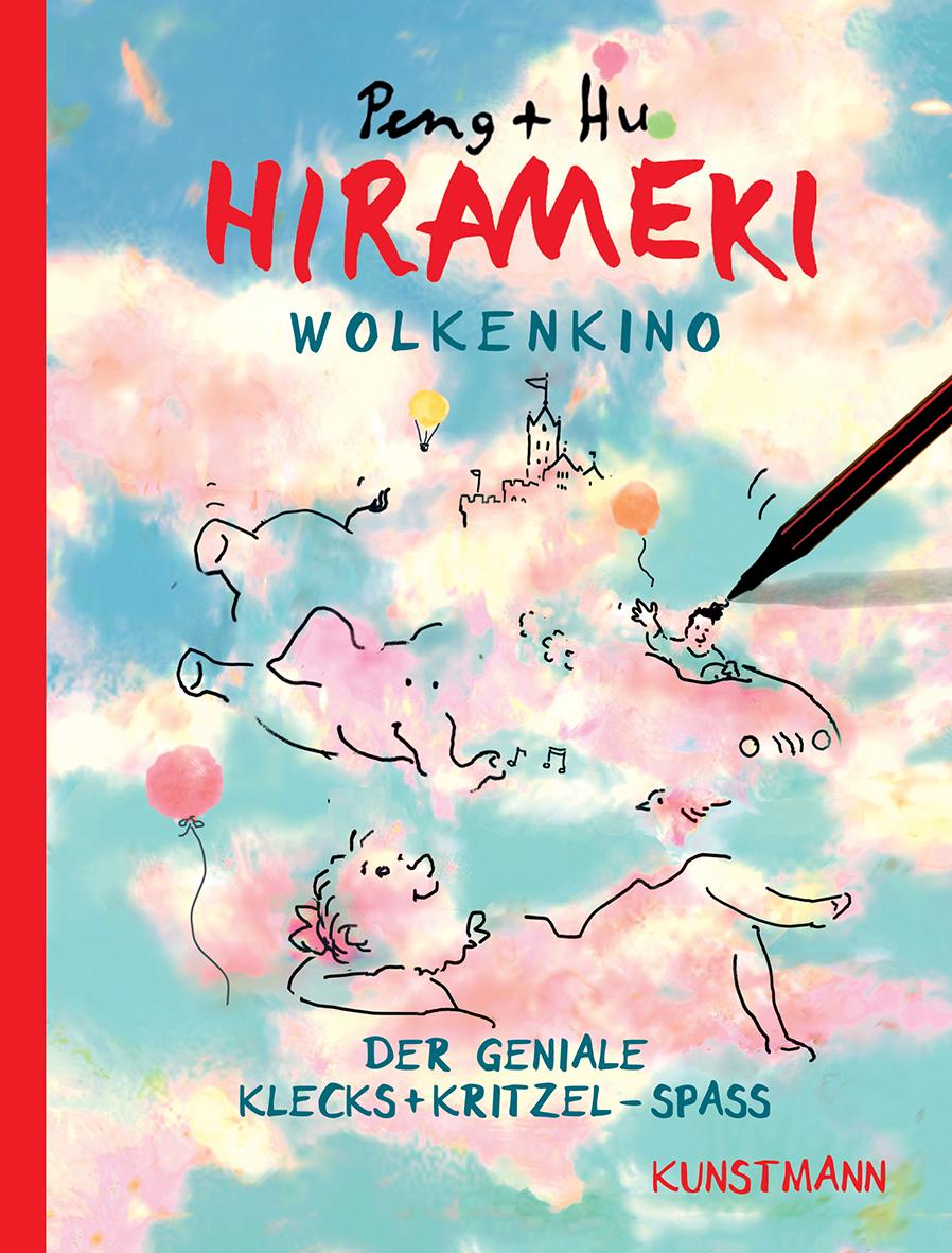 Peng + Hu:Hirameki Wolkenkino.KunstmannVerlag,4–99 Jahre,8,20 Euro