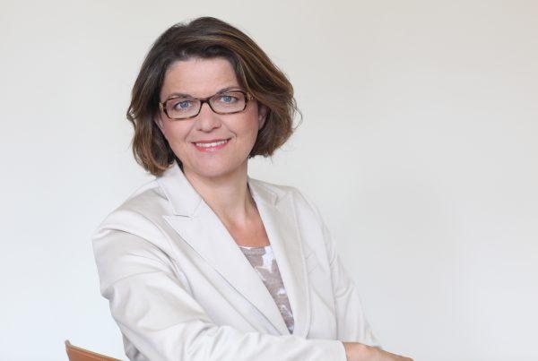 Christine Haiden, Chefredakteurin